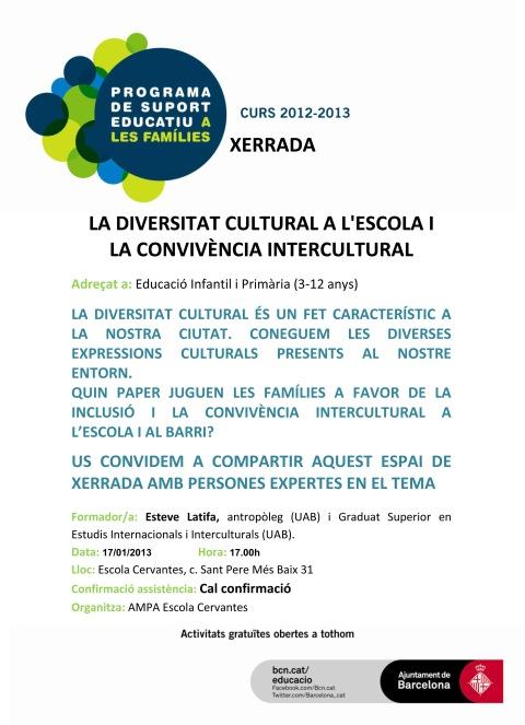 Formacio_Diversitat_Cultural_CERVATES_170113